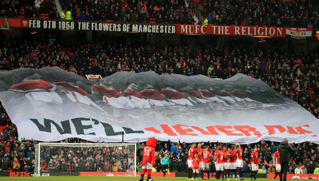 Jose Mourinho says the Munich Air Disaster is in his heart