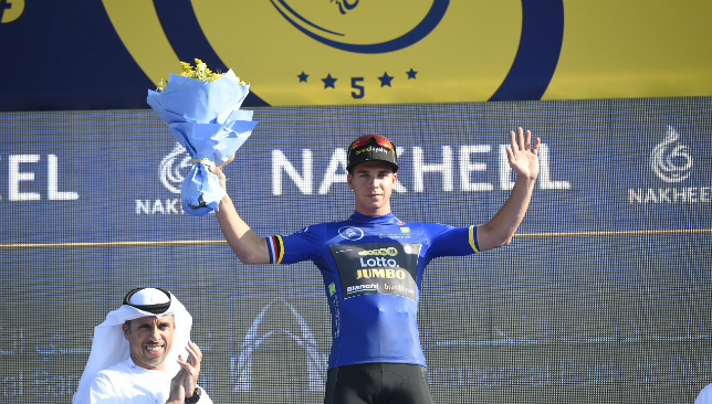 Dubai Tour: Stage 1 race highlights