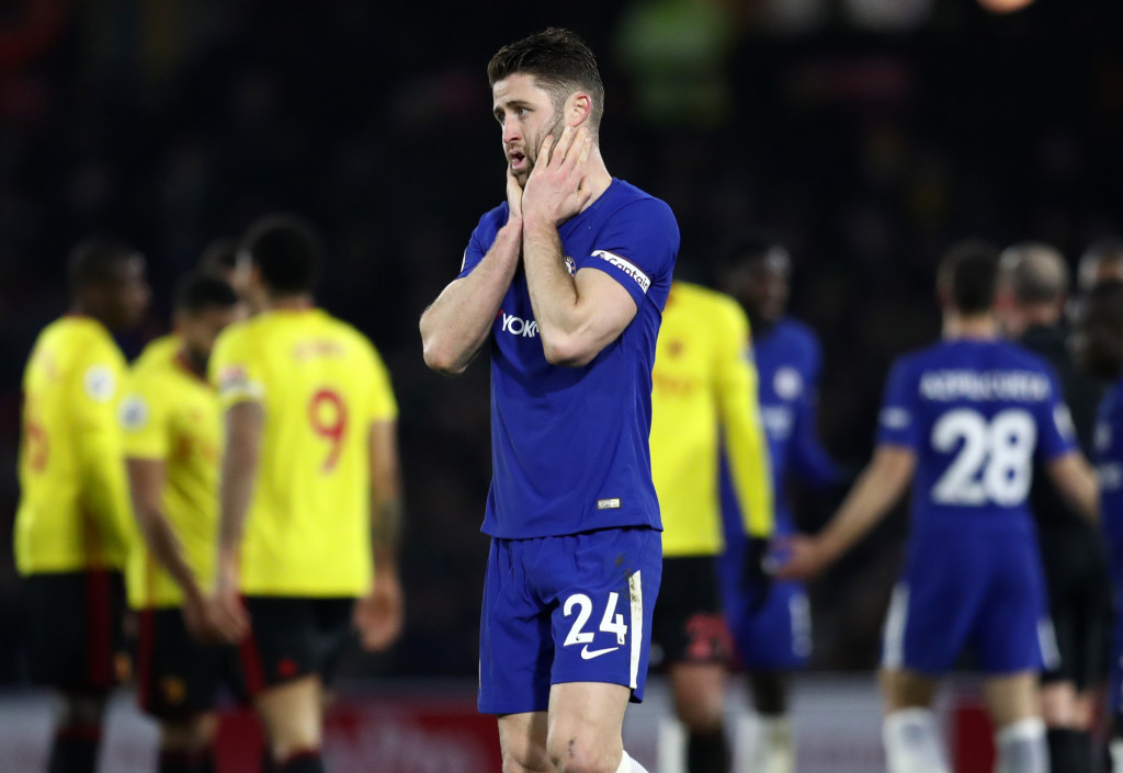 Captain Cahill has been less than solid at the heart of defence.