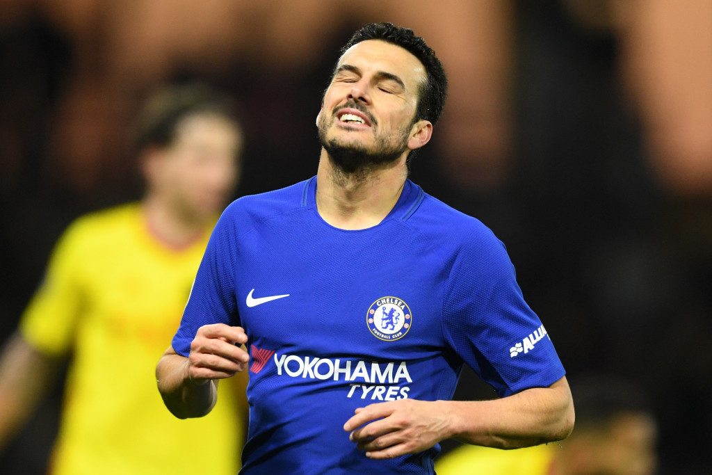 Pedro is often the preferred option in attack - but why?