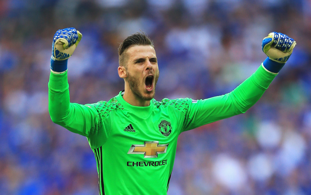 The De Gea to Real Madrid rumour never goes away.