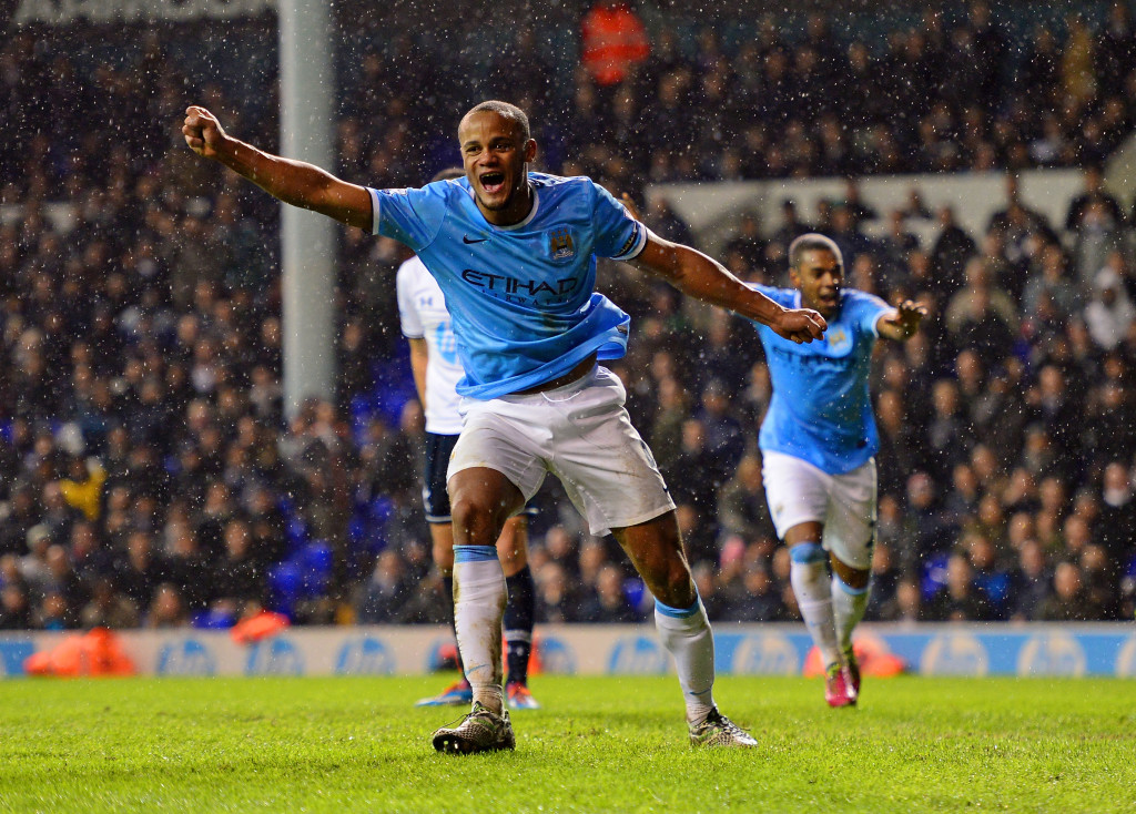 Is Kompany's time at Manchester City coming to an end?