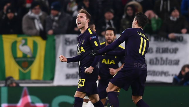Pochettino thrilled with Spurs' response