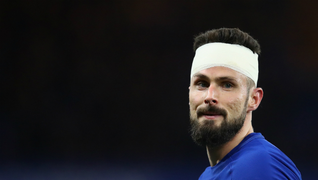 Giroud has found his 'perfect club' after trading Arsenal for Chelsea