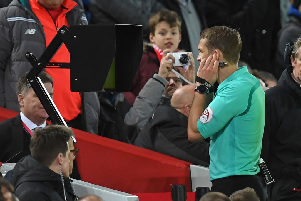 VAR was in the centre of a storm during the 4th-round tie between Liverpool and West Brom.
