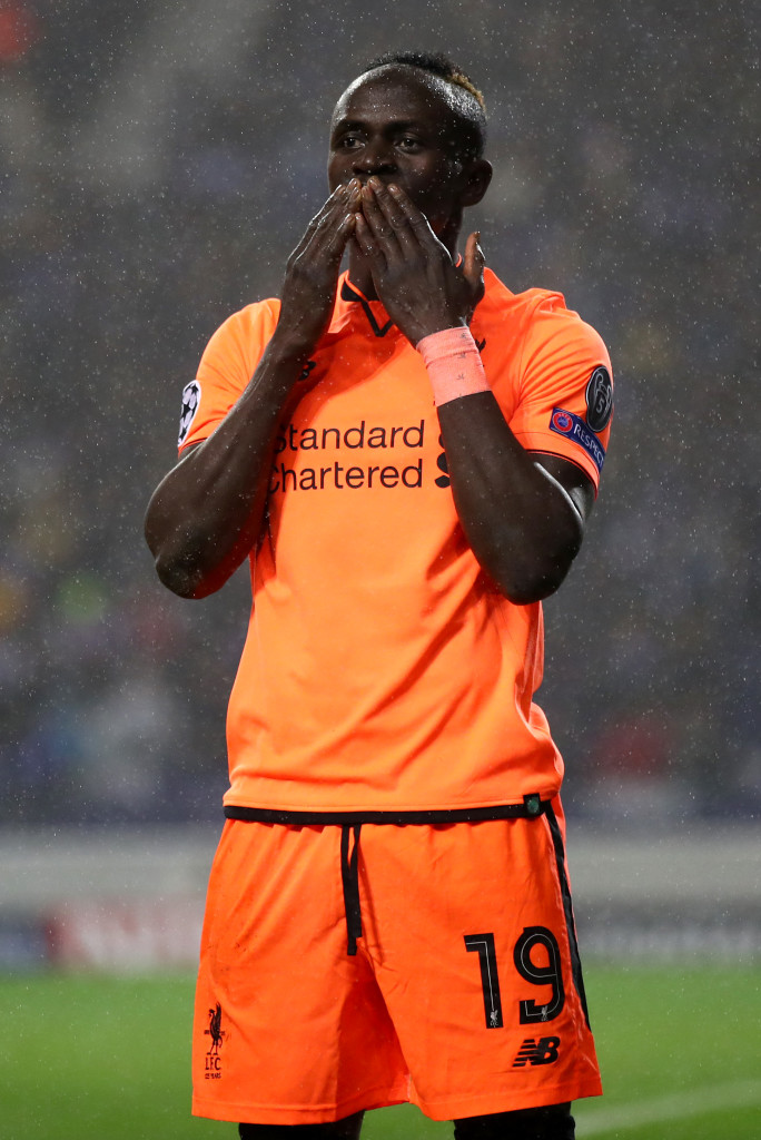 Salah and Firmino have hogged the headlines, but this was Mane's night.