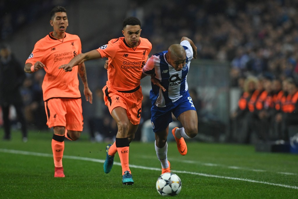 Alexander-Arnold delivered an excellent defensive performance.