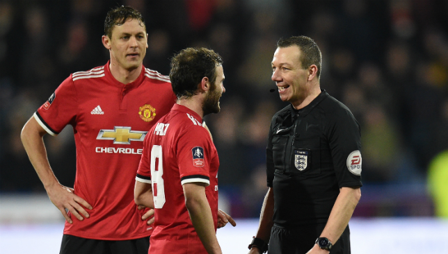 Tech company behind Man United's VAR 'wobble' apologises