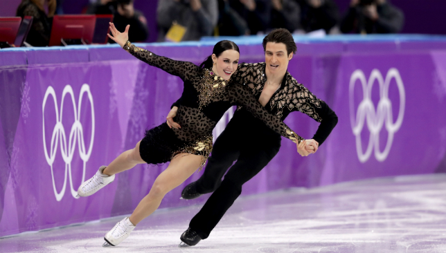 Skated with our hearts: Virtue and Moir win stunning gold