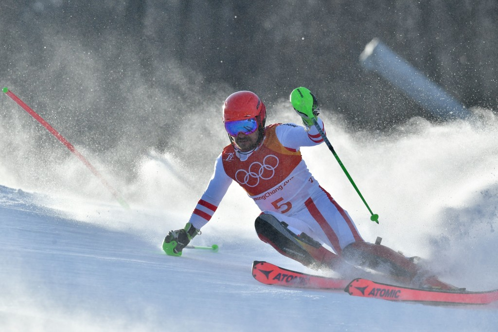 Marcel Hirscher failed to medal.