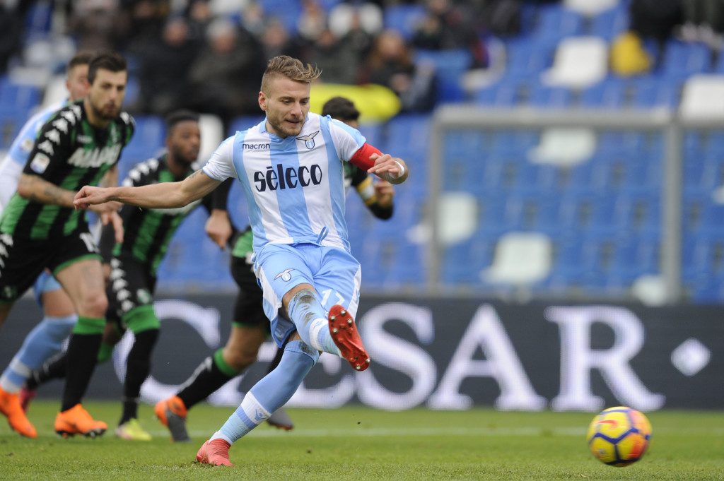 Ciro Immobile extended his lead in the capocannoniere race.