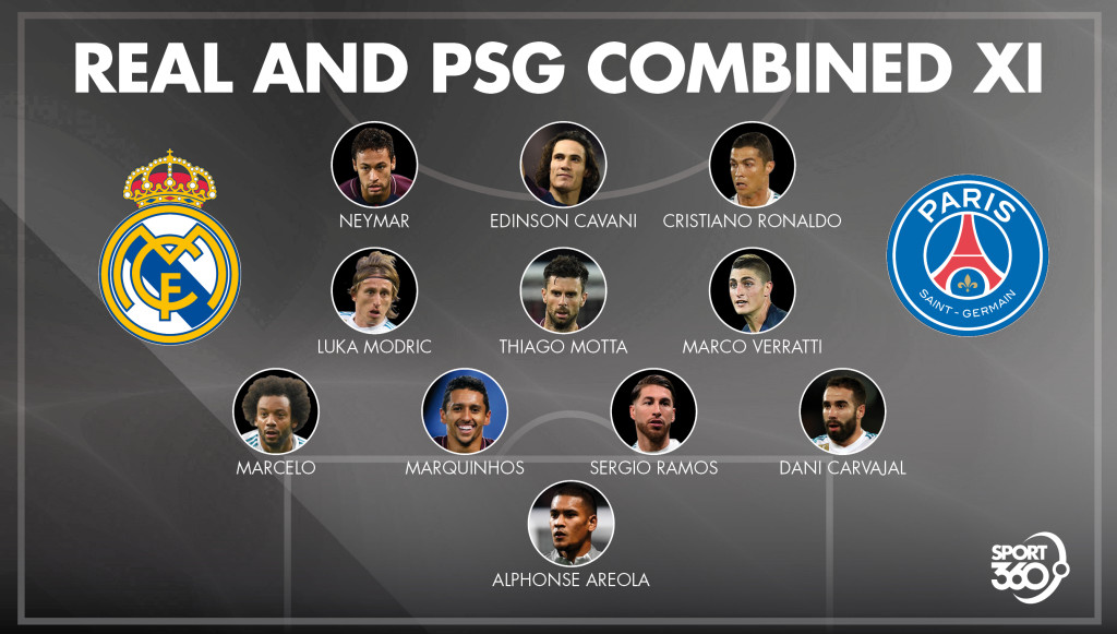 1302 real and psg XI