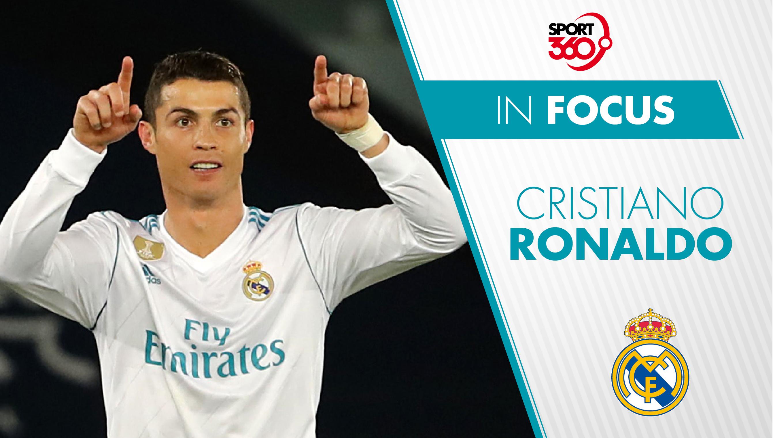 reputable site 850b8 00bd6 Analysis of Cristiano Ronaldo's two-goal display as Real ...