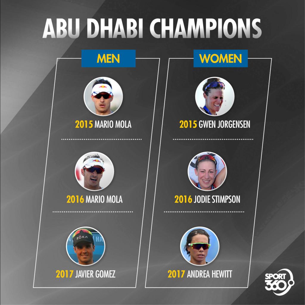 28 02 2018 Triathlon Abu Dhabi