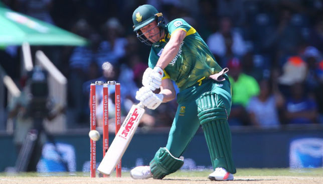 Happy memories: De Villiers was a key player for South Africa