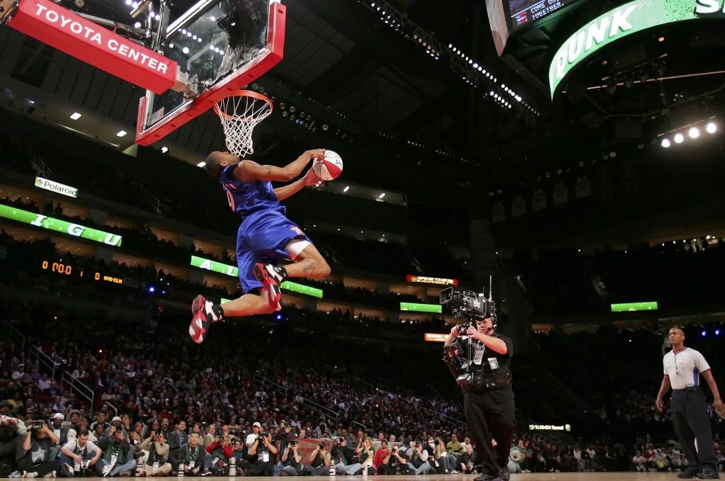 Sprite Rising Stars Slam Dunk