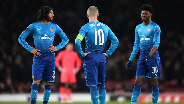 Arsenal v Ostersunds