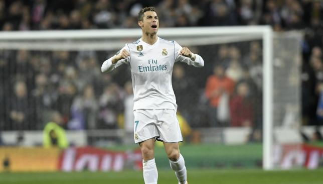 super popular d38af ead14 Cristiano Ronaldo remains apex predator in Champions League ...