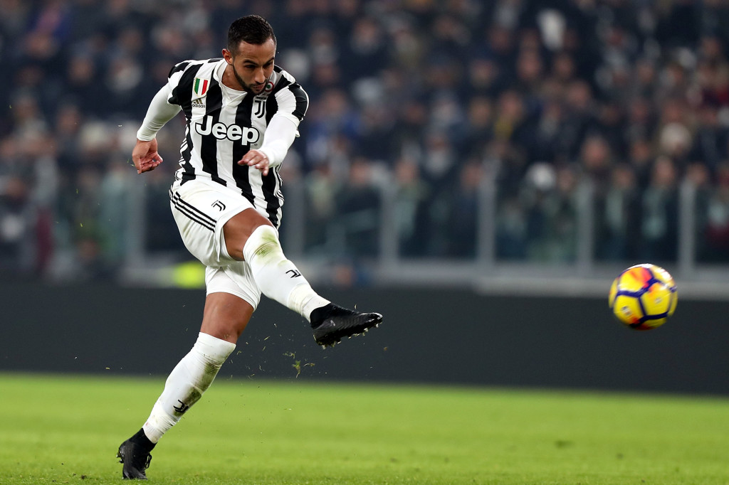 Medhi Benatia of Juventus