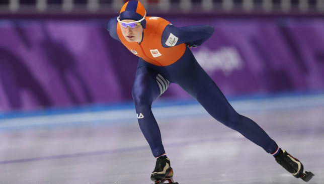 Olympics-Speed skating-Wust powers to 1500m gold for…
