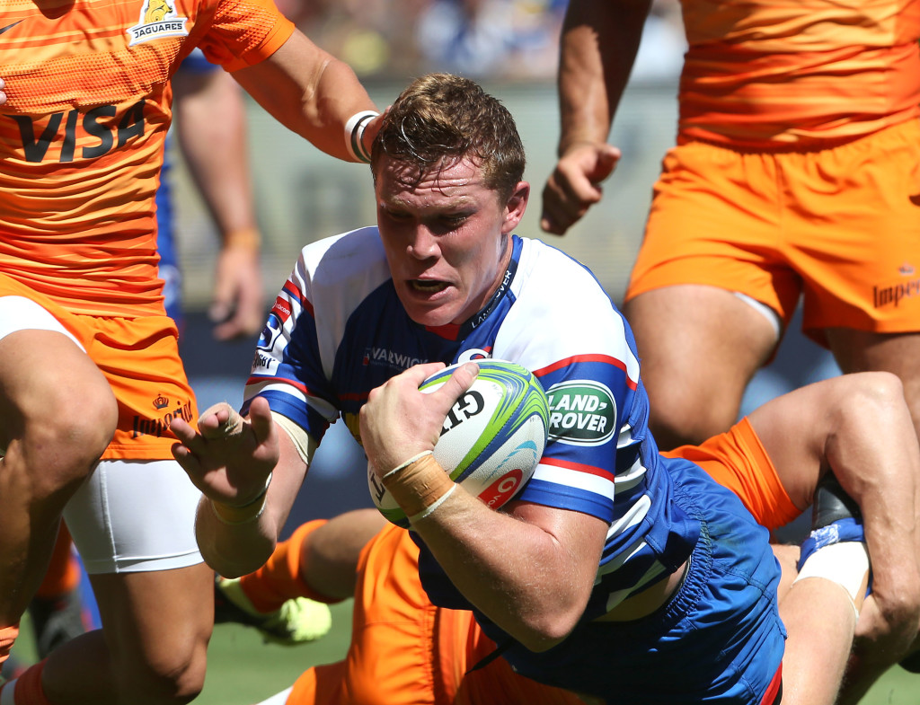20-year-old Cobus Wiese was among the Stormers best