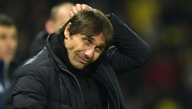 Antonio Conte's future at Chelsea is uncertain