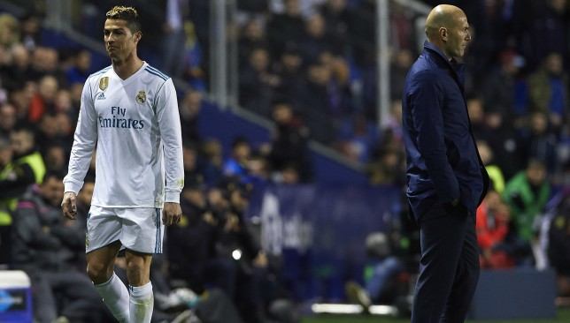 Zinedine Zidane fuming as leaky defence costs Real Madrid once more