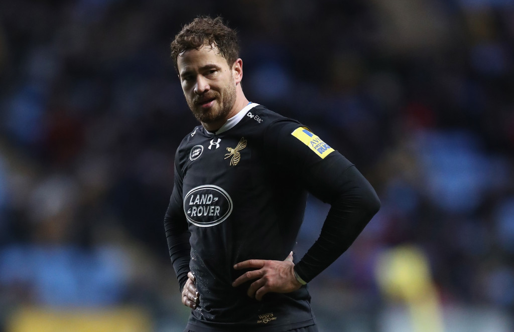 Danny Cipriani could be on the way back to France