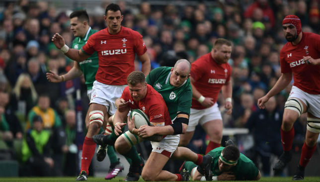 Devin Toner is the big omission from the Ireland World Cup squad.