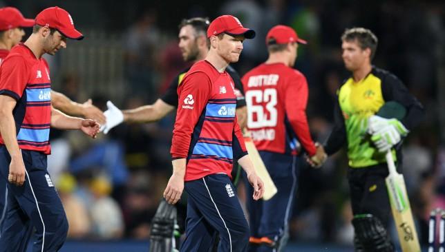 Maxwell stars in Australia victory