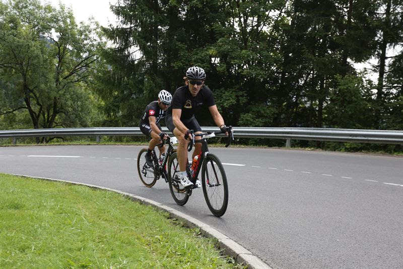 Swiss on a roll: Fabian Cancellara wiill be chasing competitors down.