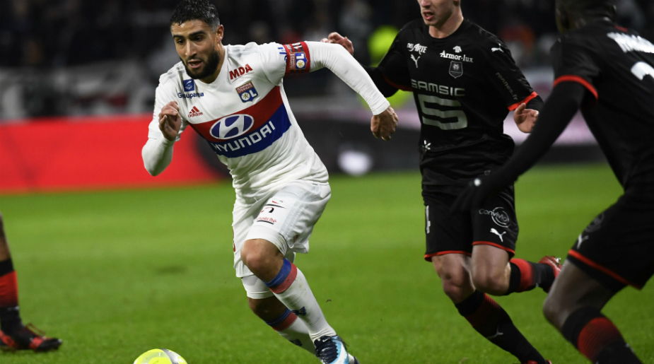 Nabil Fekir is enjoying a fine season in Ligue 1.