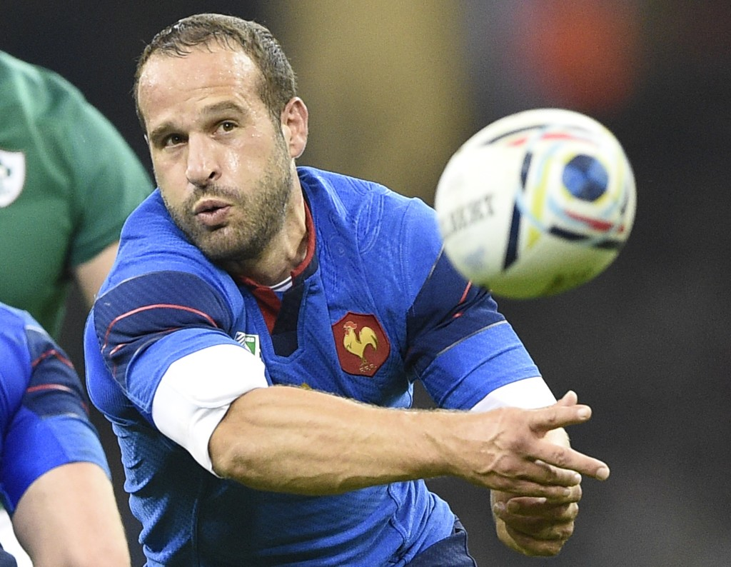 Frederic Michalak made his Test debut when he was also just 19.