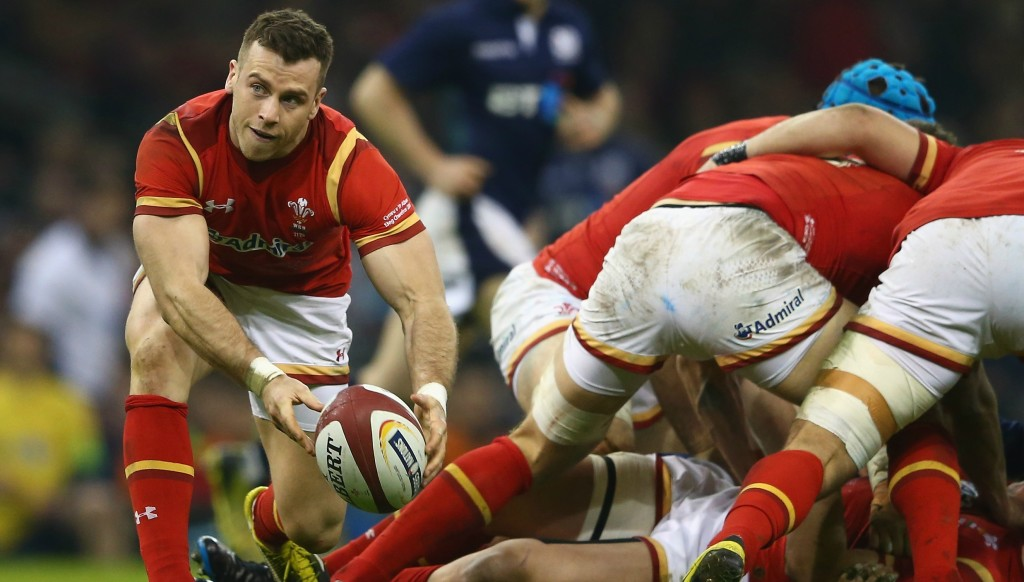 Gareth Davies pulled the strings for Wales