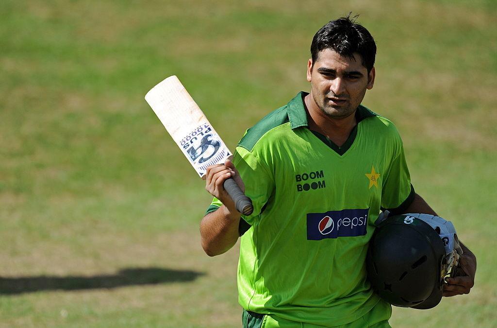 Hasan has played three ODIs for Pakistan.