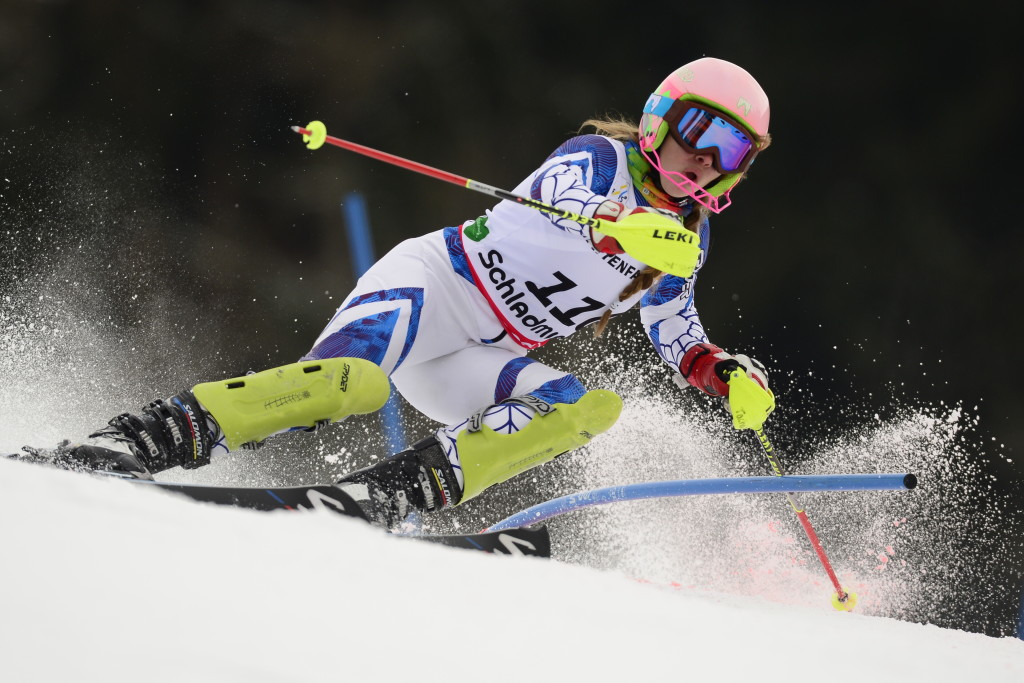 Alpine skier Natacha Mohbat will also compete for Lebanon in PyeongChang.