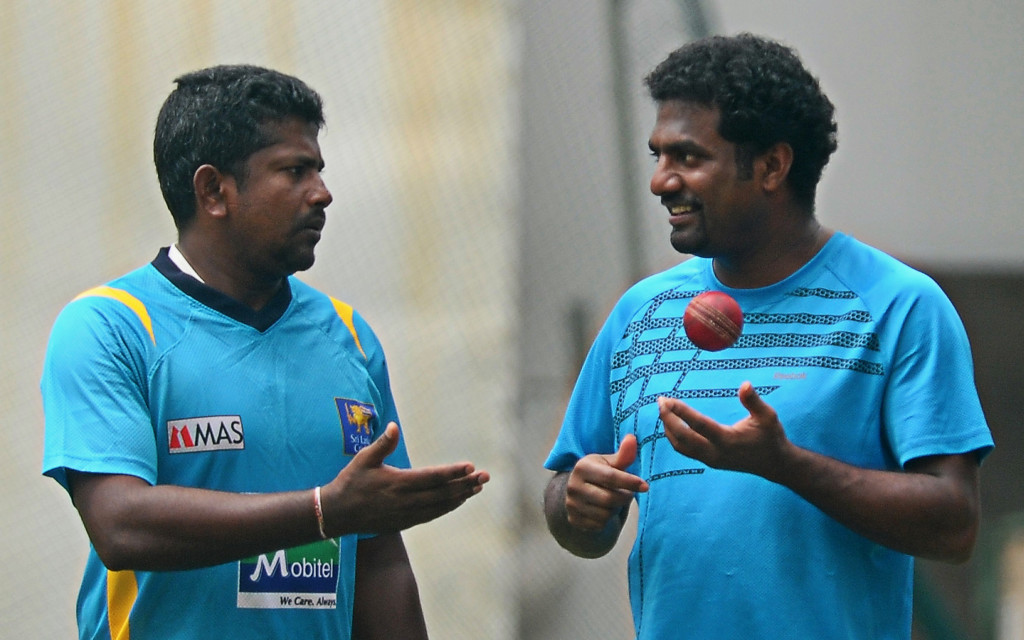 Herath has had to live under Murali's shadow for a long time.