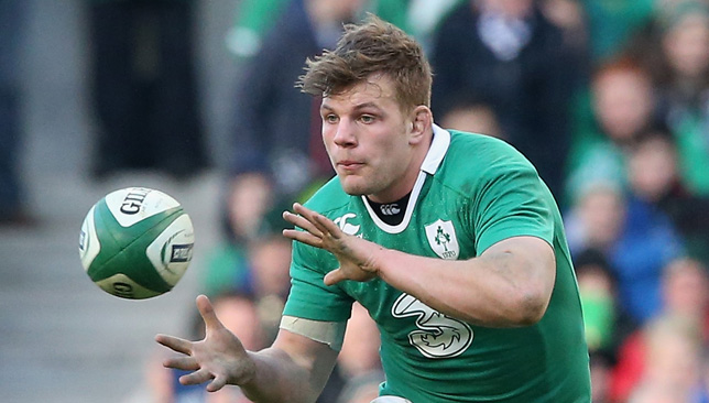 Ireland rattle Italy at Aviva