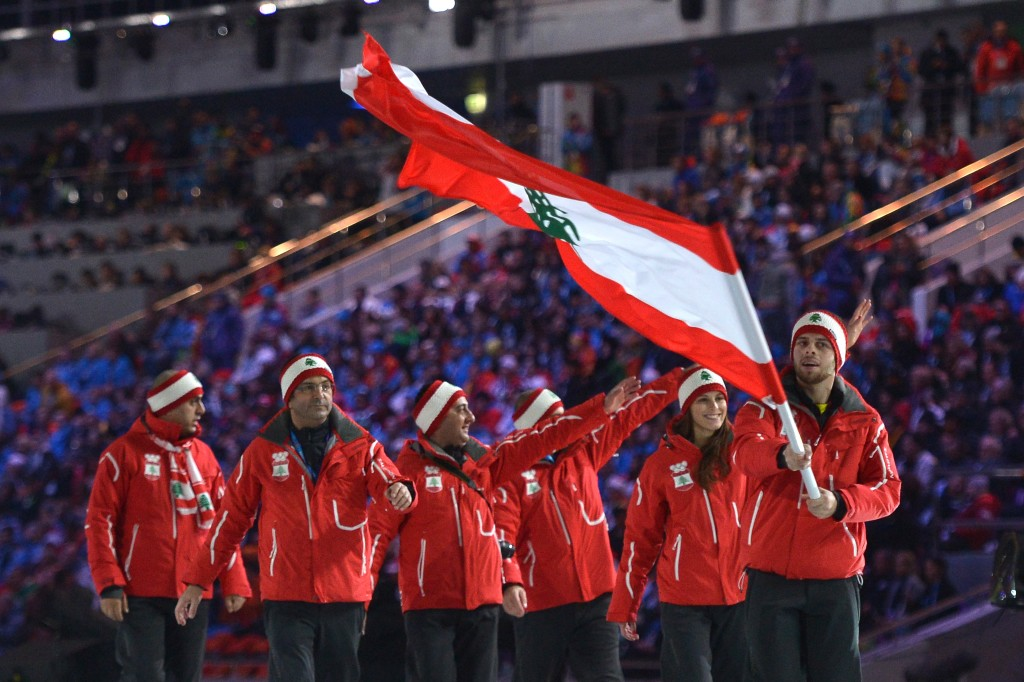 Lebanon has competed in every Winter Olympics since 1948 except for 1994 and 1998.