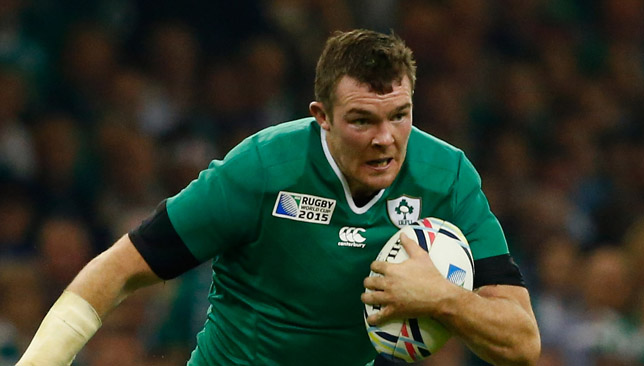 Ireland awaits update on Henshaw injury