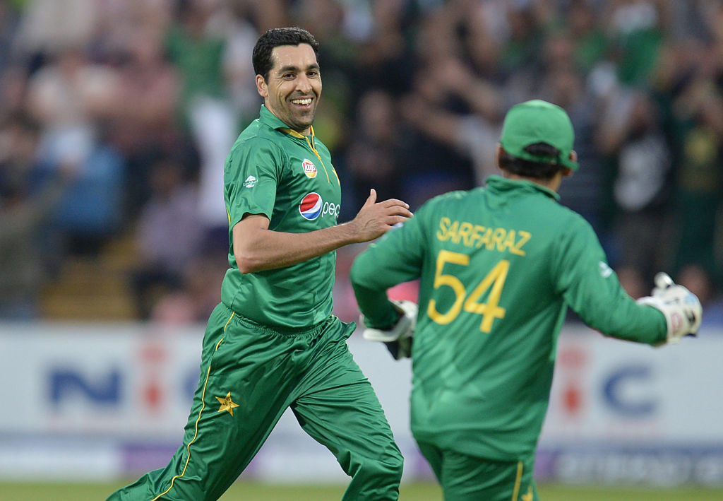 The Pakistan pacer could bowl a mean yorker.