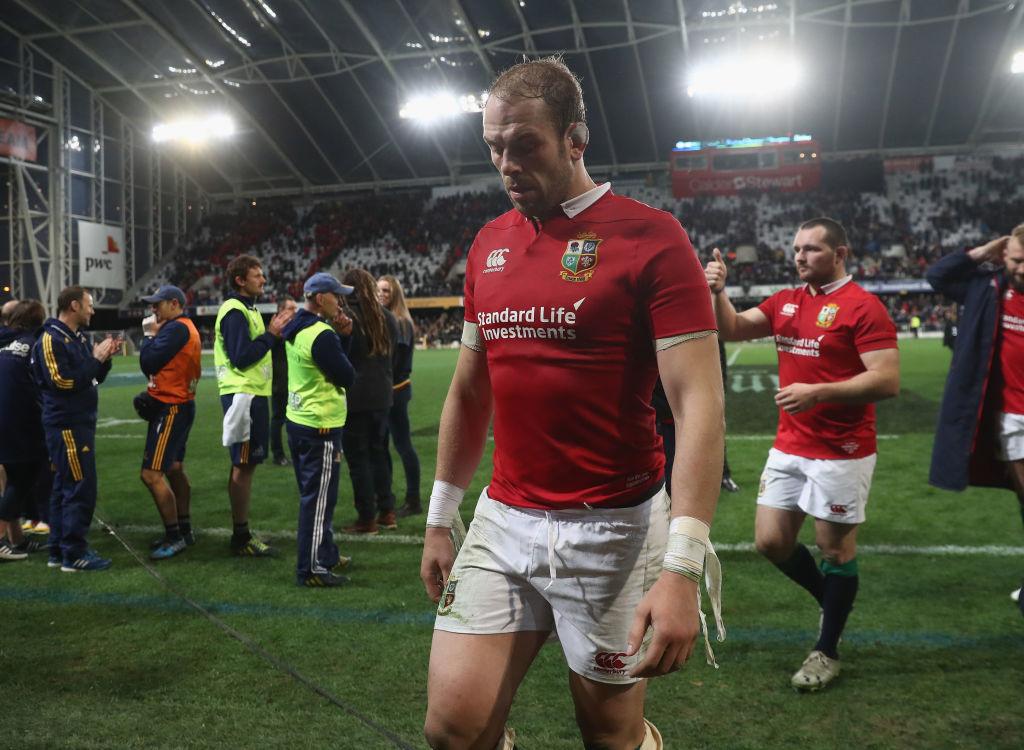 Jones has 137 caps for Wales.
