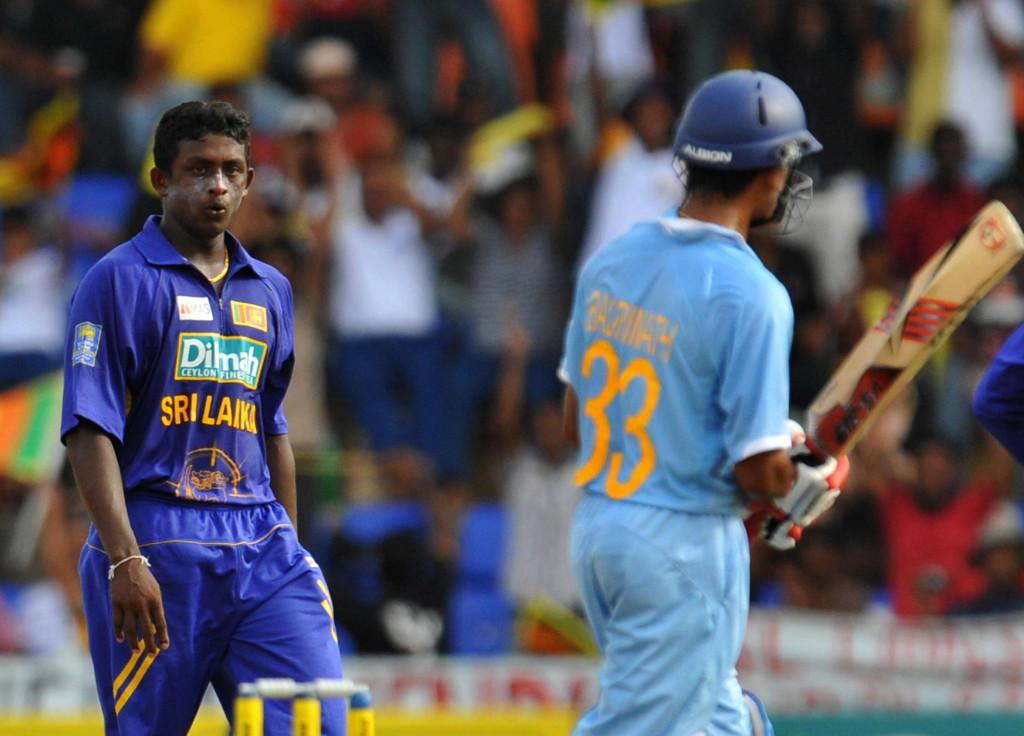 Mendis' rise in international cricket was meteoric.