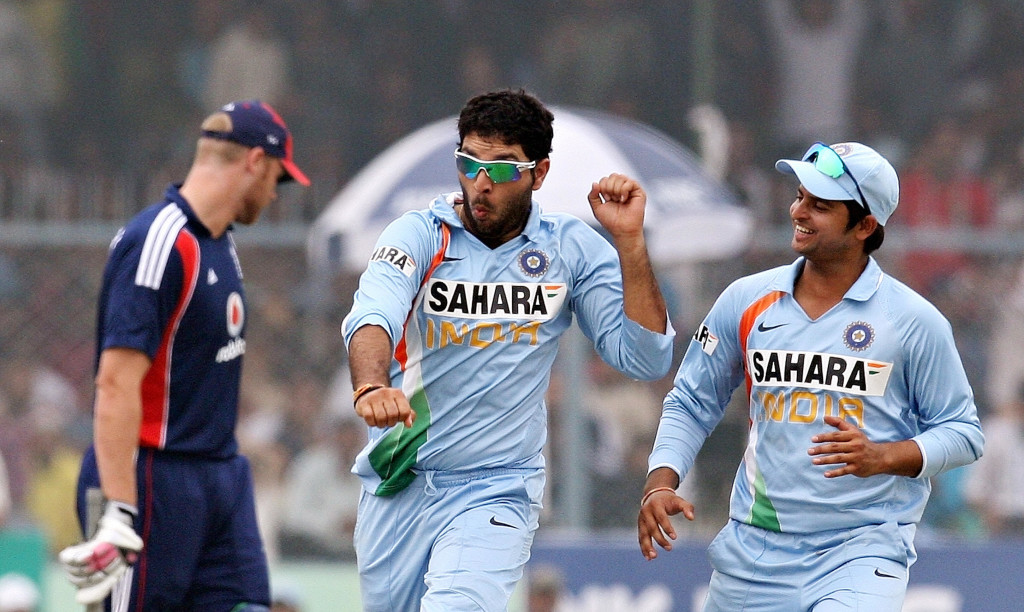 Yuvraj and Raina were excellent finishers for India in their prime.