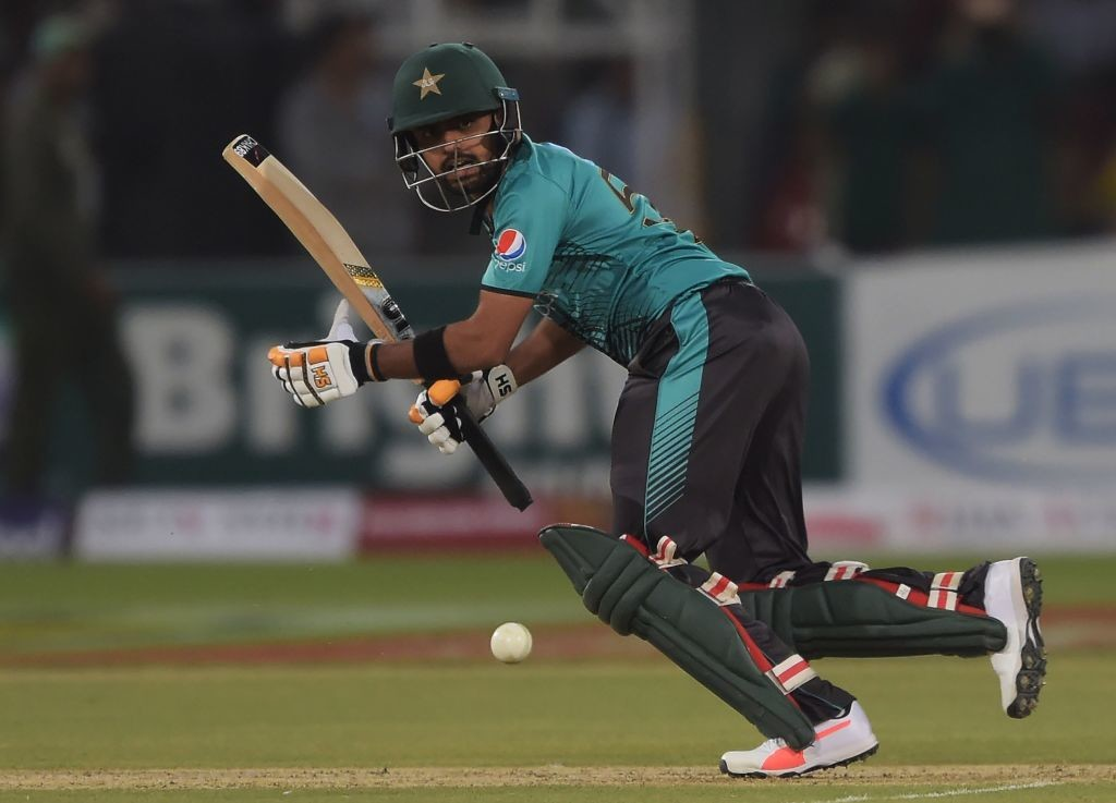 Azam rose to the top of the top of the T20 rankings last year.