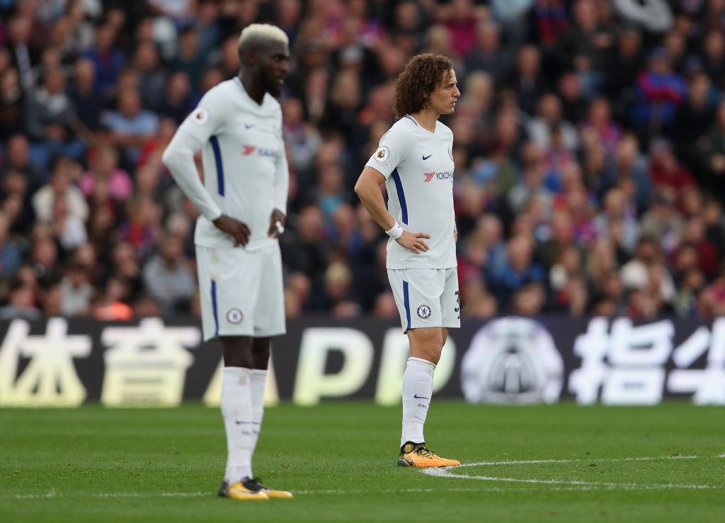 The Italian said that Bakayoko and Luiz will be unavailable for Hull.