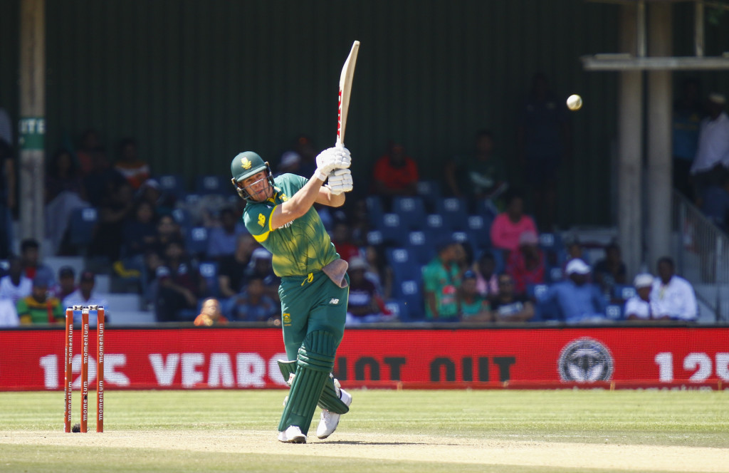 The Proteas sorely missed De Villiers' counter-attacking punch.