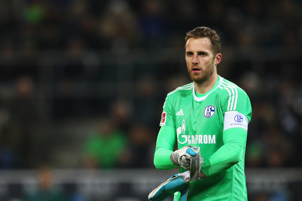 Schalke fans don't need to panic with Ralf Fahrmann in their goal.