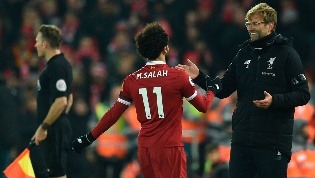 AS Roma legend comments on former teammate Mohamed Salah's potential