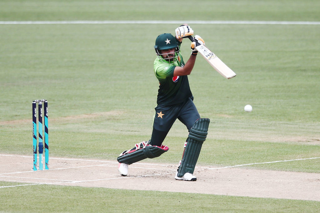Azam's free-flowing batting is a joy to watch.
